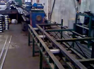 型钢矫直机YGJ250